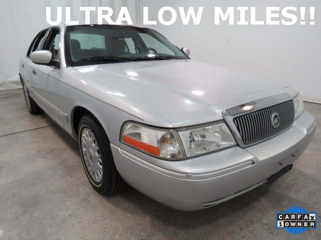 Used Mercury Grand Marquis GS