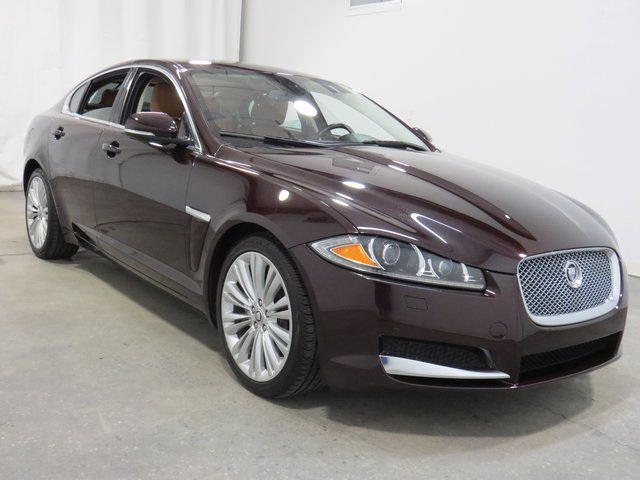 Certified Used Jaguar XF Portfolio