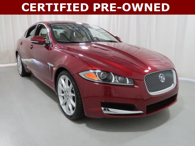 Certified Used Jaguar XF Supercharged