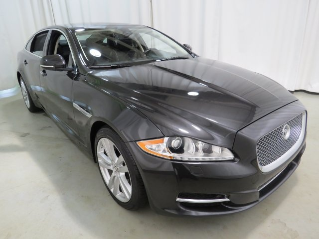 Used Jaguar XJ XJL