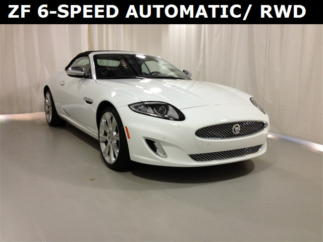 Certified Used Jaguar XK Base