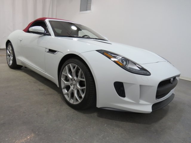 Used Jaguar F-TYPE V6