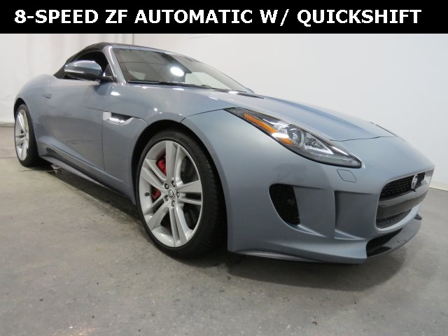 Used Jaguar F-TYPE V8 S